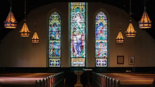 Where Does God Go to Church?