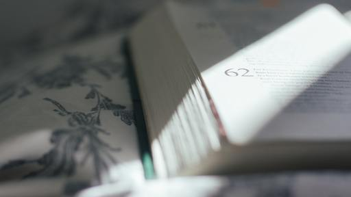No one reads a story for the middle chapter