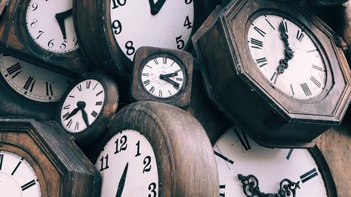 Now and then the clock will tick a defining moment