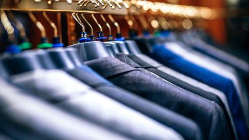 The garments that Joseph wore
