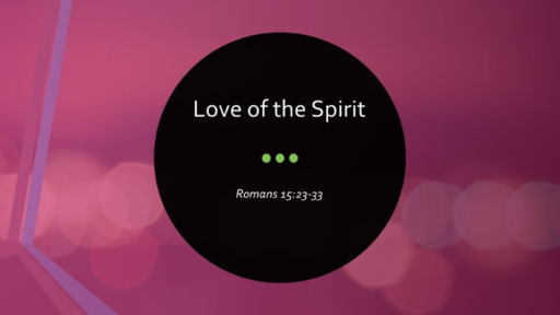 Love of the Spirit