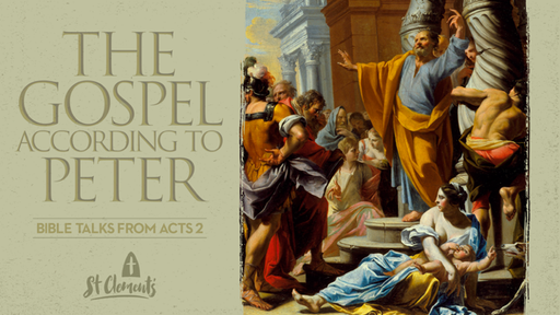 10am Sunday 27 January 2019, Acts 2:32-42 Repent