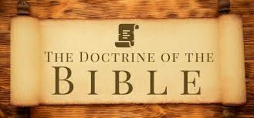 Doctrine of the Bible