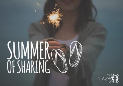 The Process of Sharing - Sumer of Sharing 06/24/2018 Morning Plaza Service