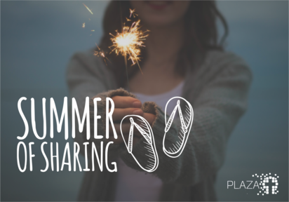 How to Share Successfully - Summer of Sharing 06/17/2018 Morning Plaza Service