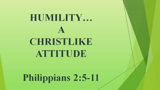 27 Jan 2019 PM - Philippians 2:5-11