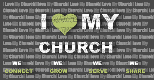 I Love My Church -Grow