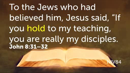 Remaining Faithful to God's Word