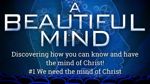 We Need the Mind of Christ