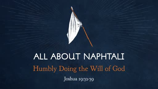 All About Naphtali
