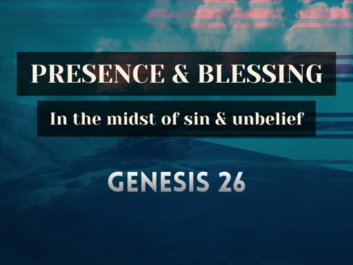 Blessing in the Midst of Unbelief