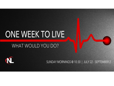 09.04.18 | One Week To Live [What Would You Do?] - Part 7
