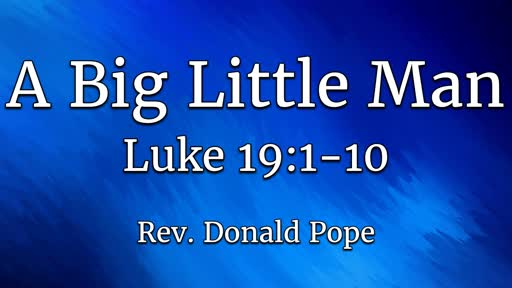 1-27-19 AM Sermon