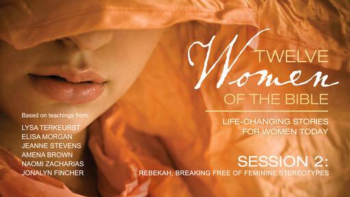 Rebekah, Breaking Free of Feminine Stereotypes