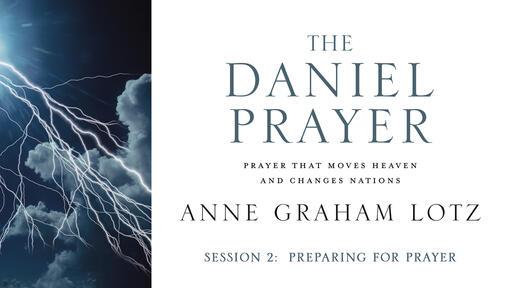 Preparing for Prayer