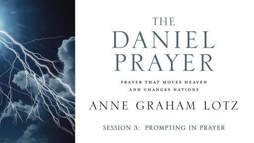 Prompting in Prayer