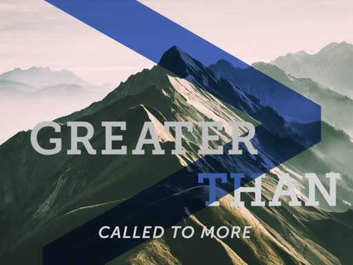 January 20, 2019 - Generosity Must Be Greater Than Greed--1 Kings 17