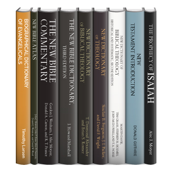 IVP UK Reference Collection (9 vols.)