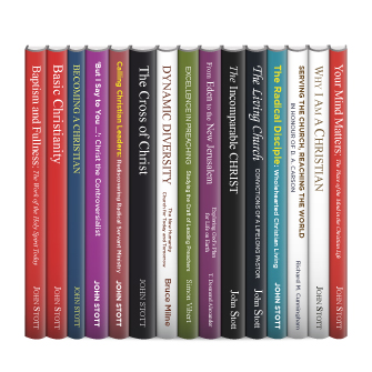 IVP UK Biblical Theology Bundle (15 vols.)