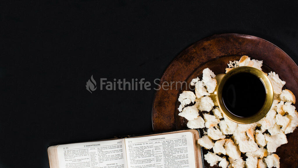 Communion large preview