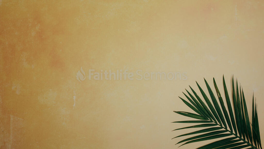Palm Branches large preview