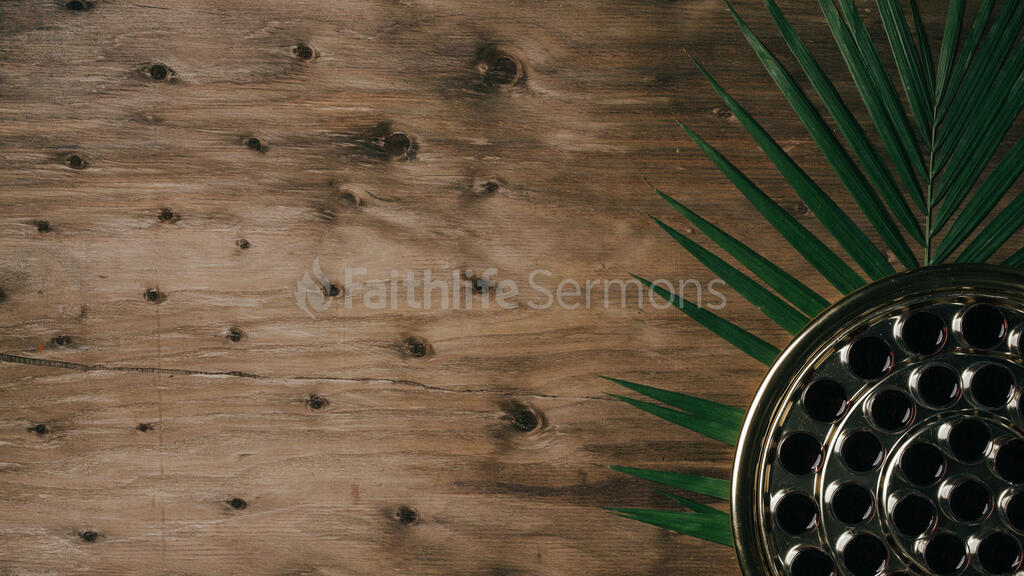 Communion Palm Branches large preview