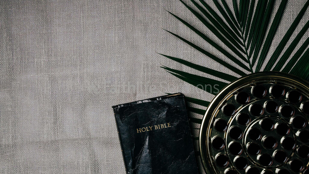 Communion Palm Branches tray and bible 16x9 27acb0f1 a3ed 4561 b135 98b8fa04c30c preview