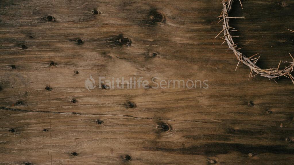 Good Friday crown of thorns 16x9 9a241337 d1bc 4a4a a8b4 dbc5fa781c48 preview
