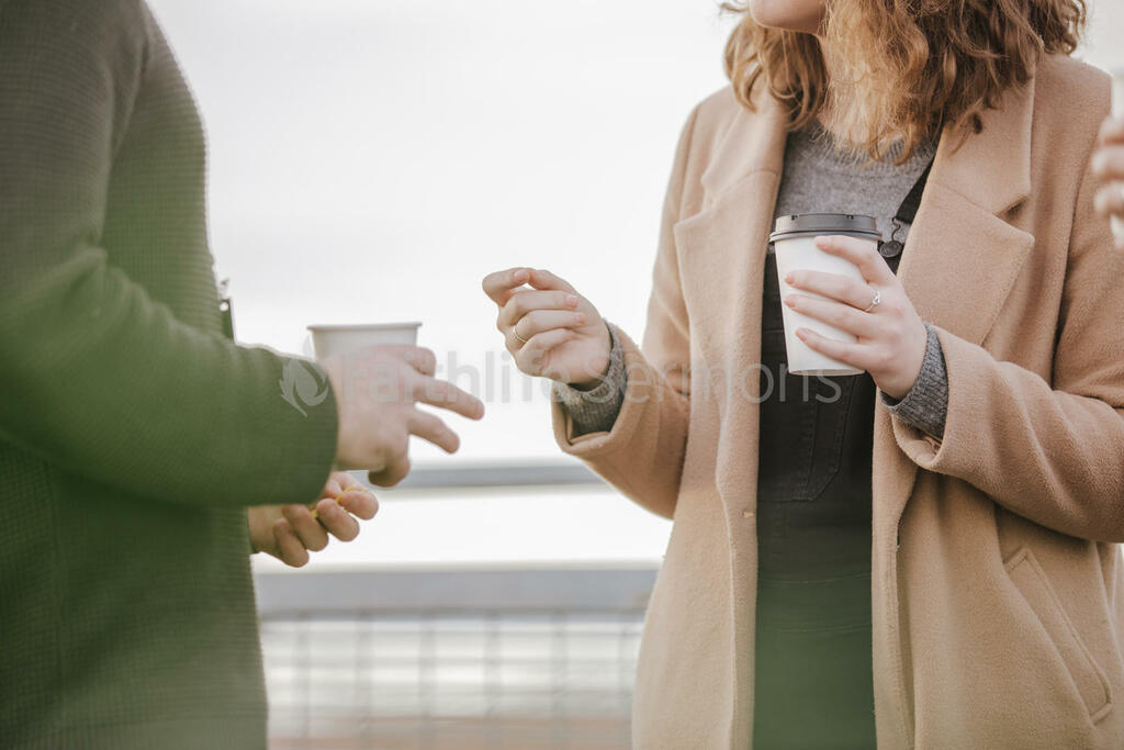 Church Lifestyle man and woman talking with coffee cups 16x9 358d1a14 fd7e 4dcc b546 e8162ea1babc preview