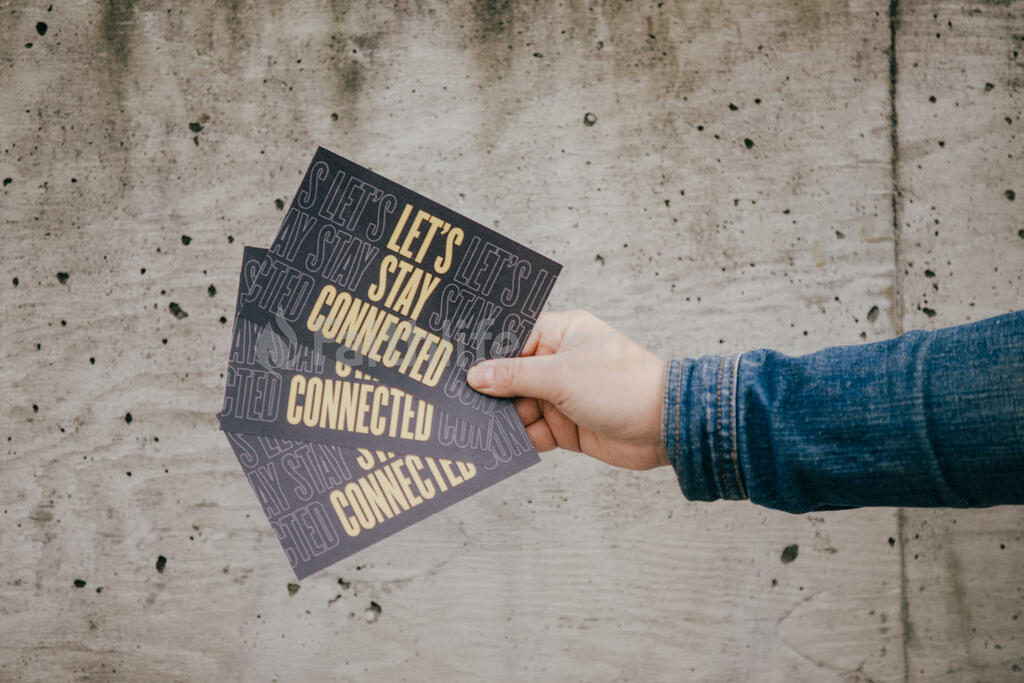 Church Lifestyle hand holding let's stay connected cards 16x9 f3367842 4da5 41a9 b286 a3f5c500d83e preview