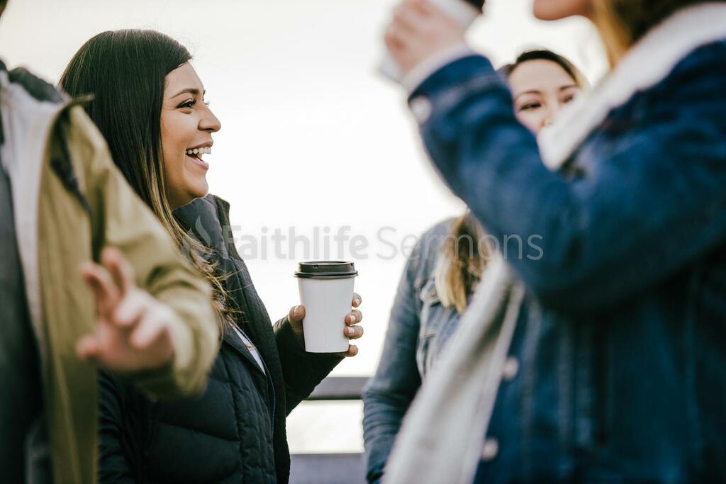 Church Lifestyle people talking outside of 16x9 cc16b68d 71f7 4575 91b9 337401ed8b7b preview