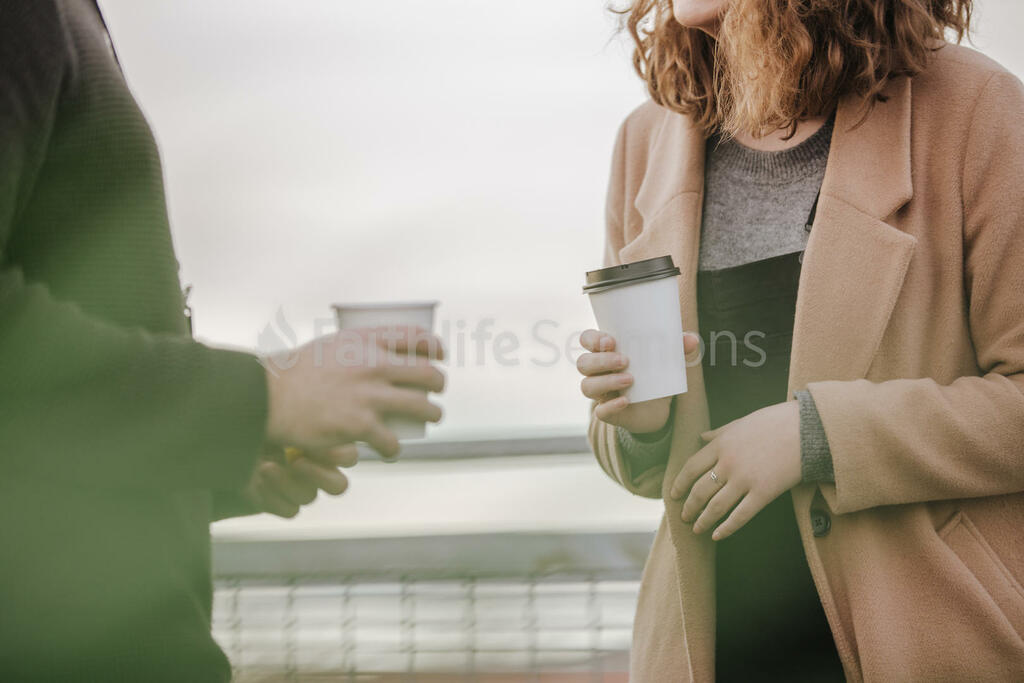 Church Lifestyle man and woman talking with coffee cups 16x9 ad6711a4 5087 402d 9221 1b6dcd5c00d0 preview