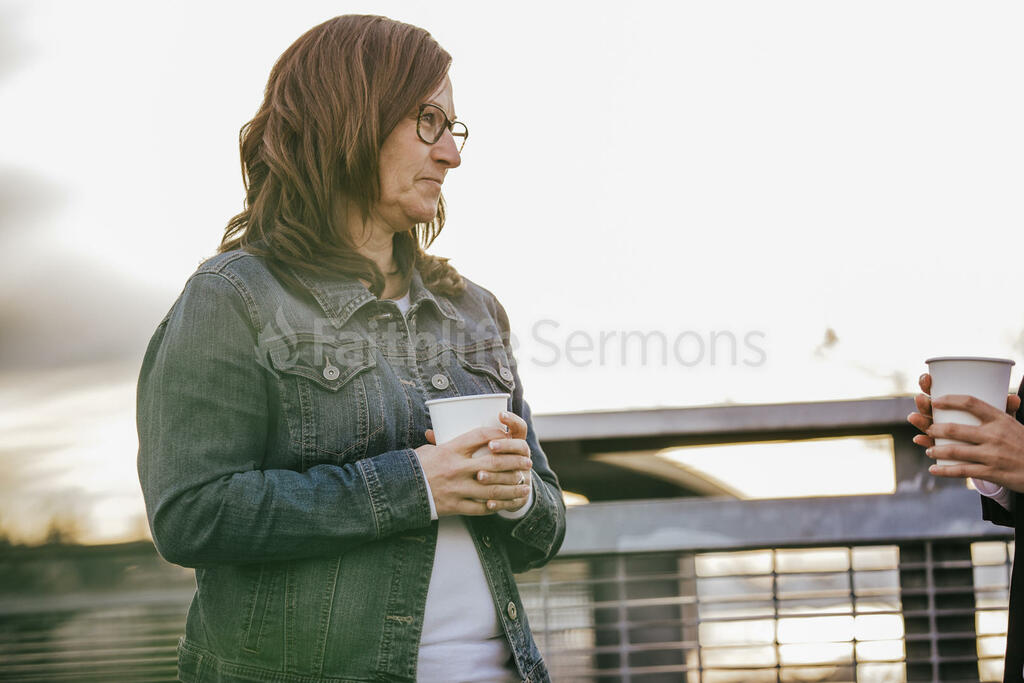 Women's Ministry women talking with coffee cups 16x9 39531092 e616 4fc8 ab4d 034471b3be63 preview