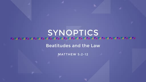 04-Beatitudes and the Law