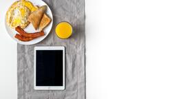 Breakfast and ipad 16x9 37f0018a 15c8 49d0 8436 8925a7b6bff6 image