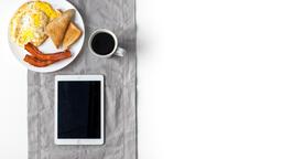 Breakfast and ipad 16x9 937c92d2 79ff 449f 938b af5eccdab32d image
