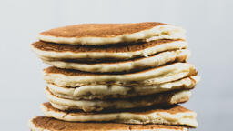 Breakfast stack of pancakes 16x9 25b1fded 43f9 4953 83ed 7e98b221c458 image