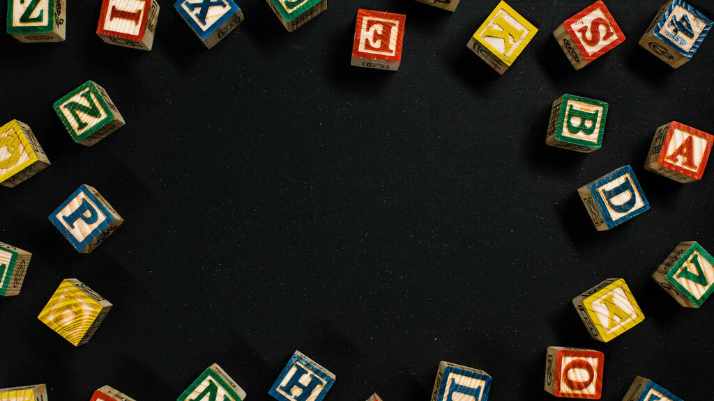 Blocks and Letters large preview