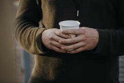 Men's Ministry man holding a cup of coffee 16x9 5d7e5d9b f493 49dc 88a7 eceec16e7952 image