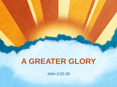 A Greater Glory