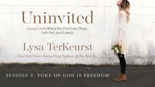 Yoke of God Is Freedom