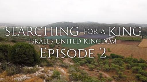 King Saul, David & Goliath