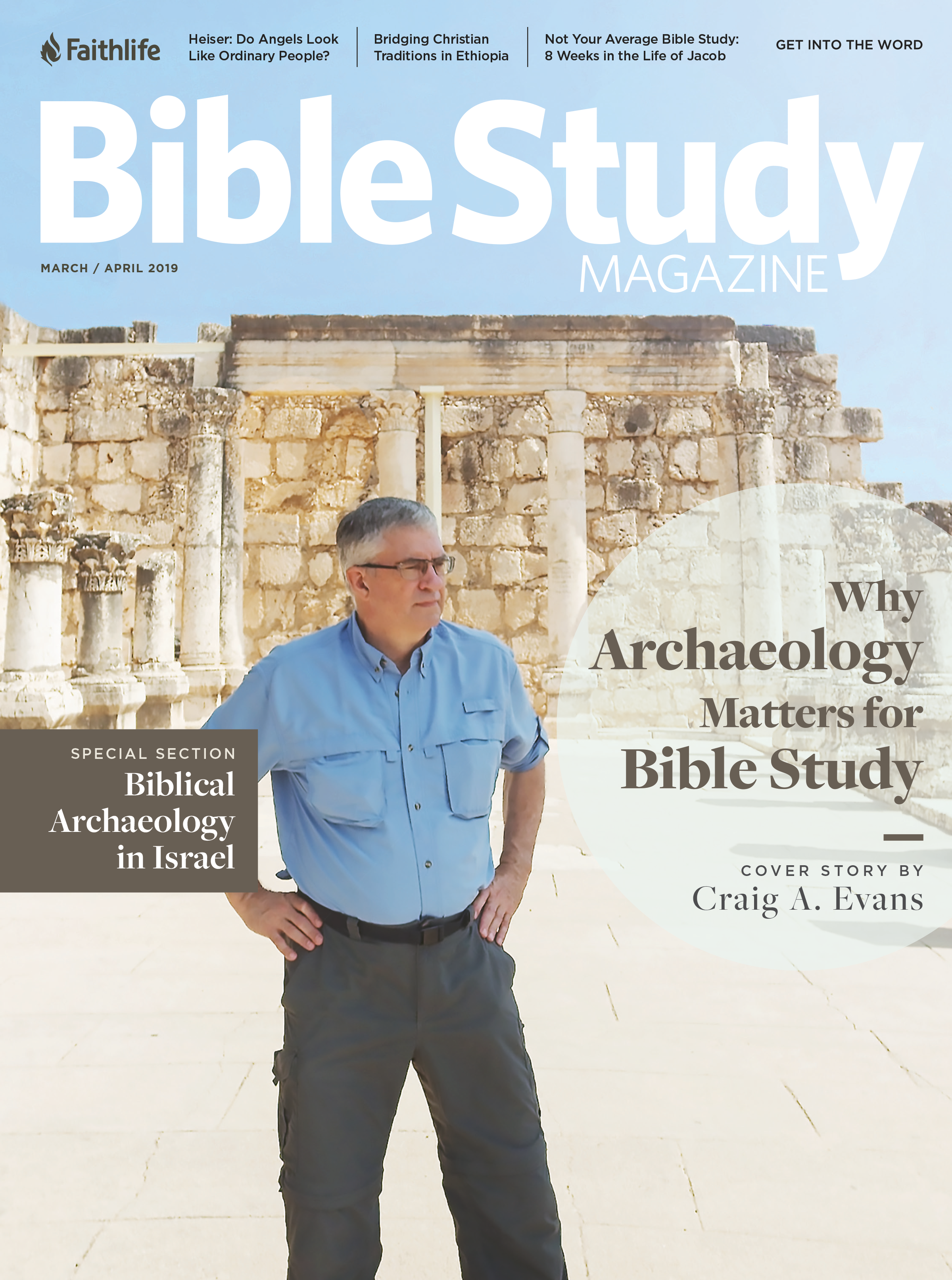 Bible Study Magazine—March–April 2019 Issue