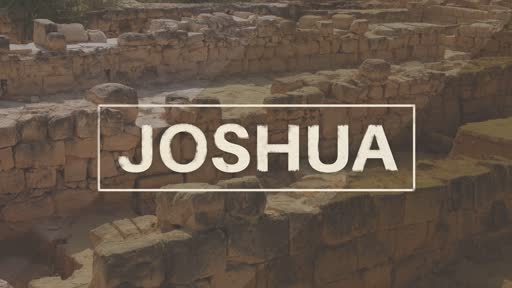 How To Completely Conquer -Joshua