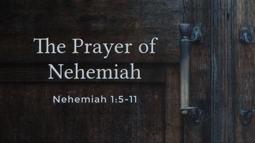 315 - The Prayer of Nehemiah