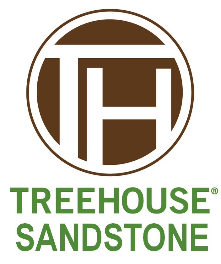 Treehouse Sandstone Badge