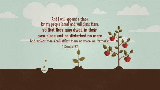 2 Samuel 7:10 verse of the day image