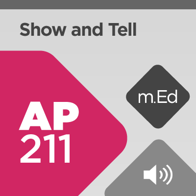 Mobile Ed: AP211 Show and Tell: Apologetics in the Postmodern Context (audio)