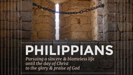 PAUL'S GREETING TO THE PHILIPPIANS