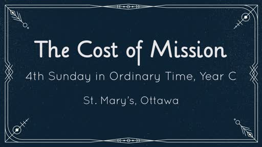 The Cost of Mission
